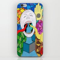 Spitting Out iPhone & iPod Skin