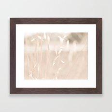 Plain Framed Art Print