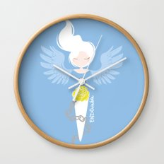 Endometriosis & Depression Wall Clock