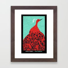 The Firebird - Stravinsky Framed Art Print