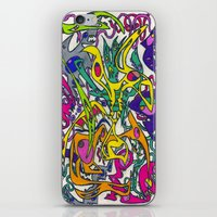 Every Step Of The Day iPhone & iPod Skin