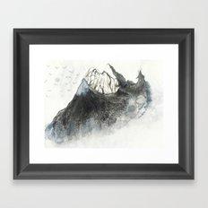 Interval Framed Art Print