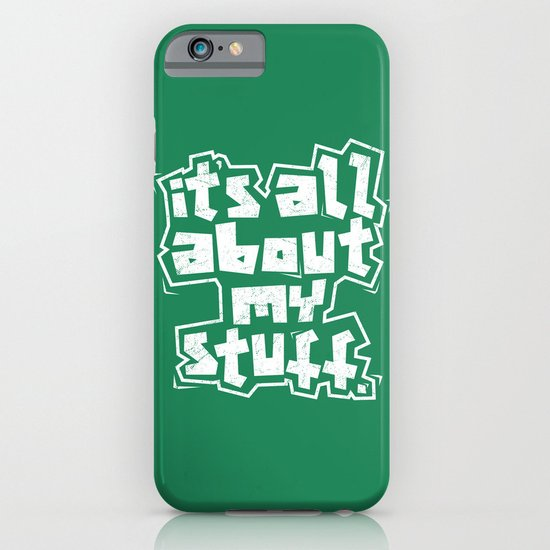 All about it. iPhone & iPod Case