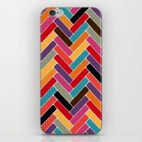 Herringbone iPhone & iPod Skin