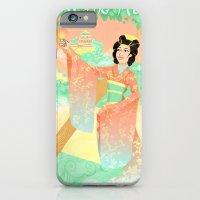 Xi- Wang Mu  iPhone 6 Slim Case