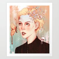 In Existence Art Print