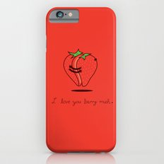 How much do I love you? iPhone 6 Slim Case