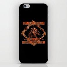 Kitsune iPhone & iPod Skin