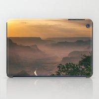 Grand Canyon - South Rim - Evening Haze iPad Case