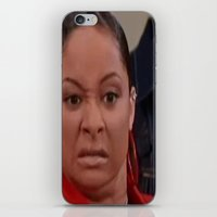 Raven iPhone & iPod Skin