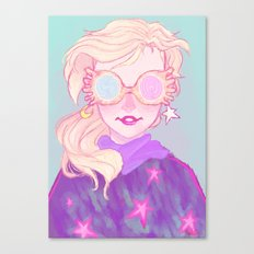 Luna Lovegood Canvas Print
