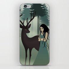 My deer friend iPhone & iPod Skin