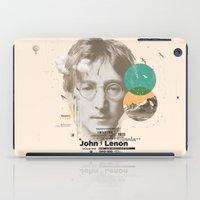 John Lenon-imagine iPad Case