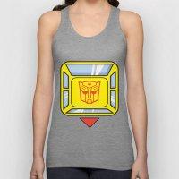 Transformers - Bumblebee Unisex Tank Top