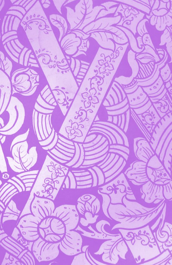 THAILAND PATTERN 4 - For IPhone - Art Print