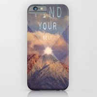 FIND YOUR SELF iPhone 6 Slim Case