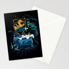 Midnight Crisis Stationery Cards