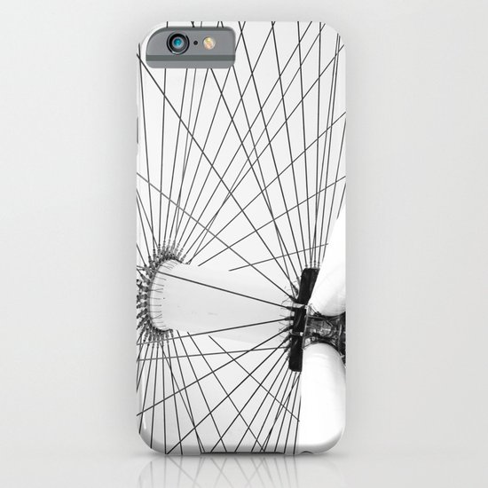 Big Wheel iPhone & iPod Case