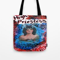 High Priestess Tote Bag
