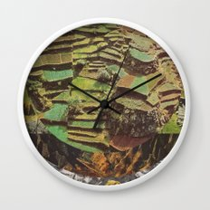 Forrest People Wall Clock