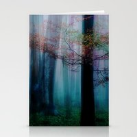 In The Forest Of Fairies Stationery Cards