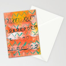 Swirling Thoughts Stationery Cards