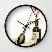 Scents of Smell Wall Clock