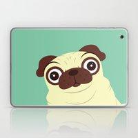 Pug Laptop & iPad Skin