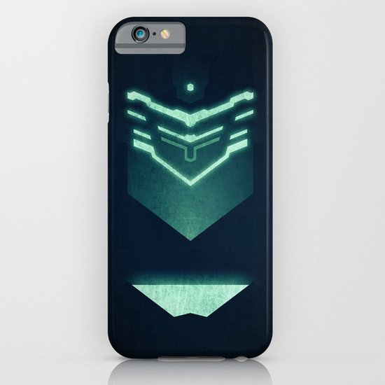 Isaac Clark / Dead Space iPhone & iPod Case