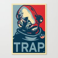 TRAP Canvas Print