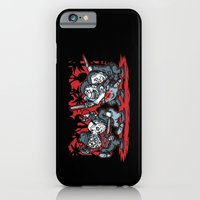 Where the Slashers Are (Grayscale) iPhone 6 Slim Case