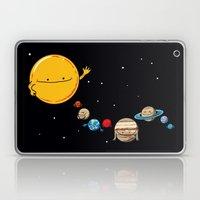 Planets Laptop & iPad Skin