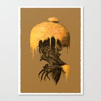 Old one Canvas Print