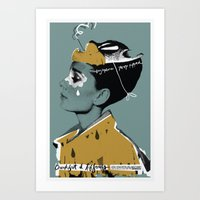 Breakfast At Tiffany's M… Art Print