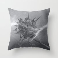 Don´t Come Close To Me Throw Pillow