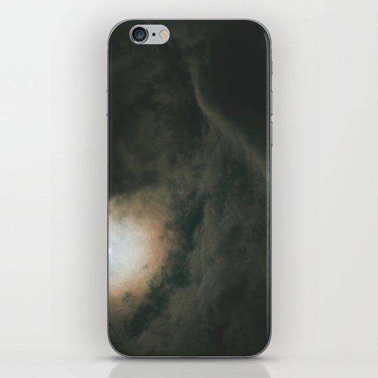 look to the sky iPhone & iPod Skin