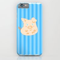 iPhone & iPod Case featuring This little piggy.. by La Rodilla