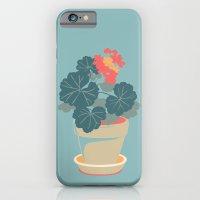 Geranium iPhone 6 Slim Case