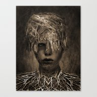 Ina Canvas Print
