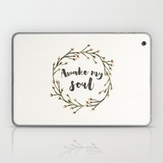 Awake my soul (Square) Laptop & iPad Skin