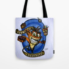 Life's an Adventure Tote Bag