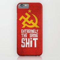 iPhone & iPod Case featuring Extremists by Alejandro Ayala