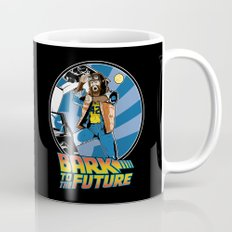Bark to the Future Mug
