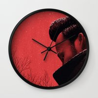 Byronic III Wall Clock