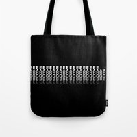 Guitar III Tote Bag