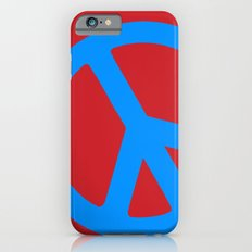 Blue Peace  iPhone 6 Slim Case