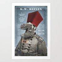 Sultan Ibrahim, The Mono… Art Print