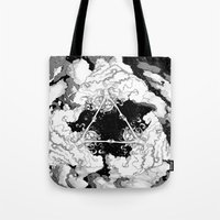 Kaleidoscope Sky Tote Bag