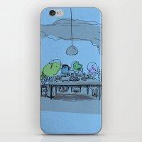 Valium Supper iPhone & iPod Skin
