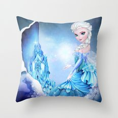 ELSA Throw Pillow